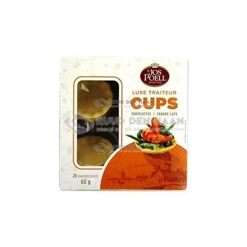 Jos Poell salade cups